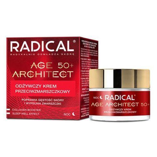 Radical age architect 50+ odżywczy krem przeciwzmarszczkowy Farmona - Bombowa cena