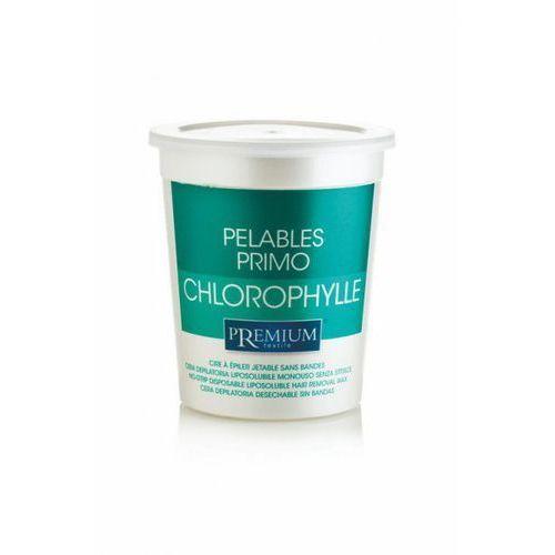 Premium textile Bezpaskowy wosk do depilacji z clorofilla chlorofil 700g