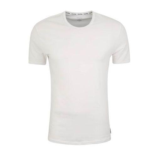 underwear podkoszulka '2p s/s crew neck' biały marki Calvin klein