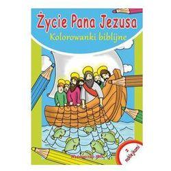 Books Kolorowanki biblijne. życie pana jezusa