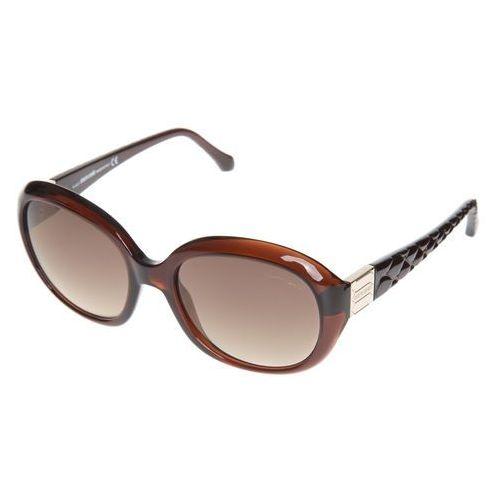 Achernar okulary przeciwsłoneczne brązowy uni Roberto cavalli