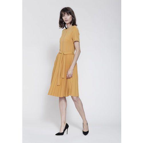 Żółta Sukienka I Need You