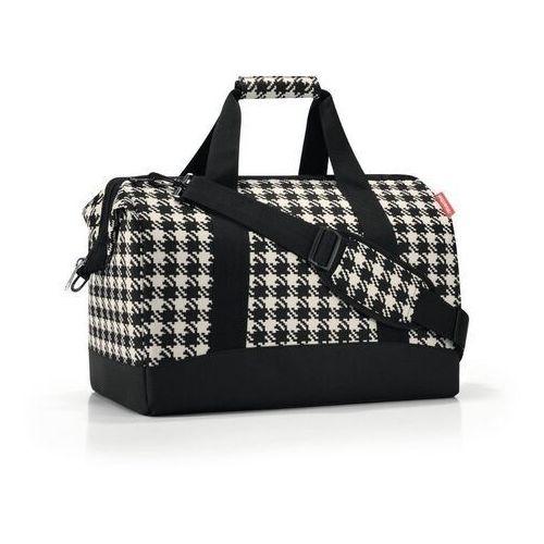 allrounder l torba podróżna weekendowa / rmt7028 - fifties black marki Reisenthel