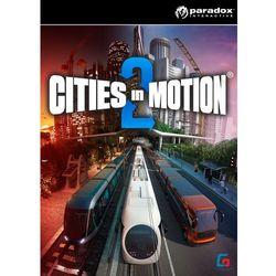 Cities in motion 2 symulator współczesnej metropolii: transport i komunikacja miejska marki Paradox interactive