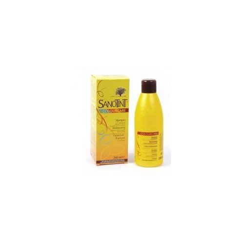 Szampon do Włosów Fabowanych i Rozjaśnianych 200 ml Sanotint