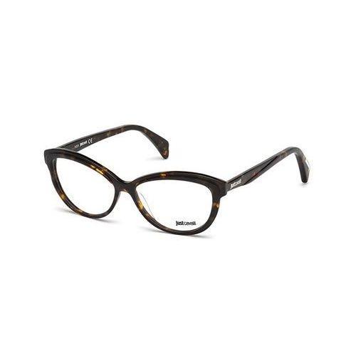 Just cavalli Okulary korekcyjne jc 0748 052