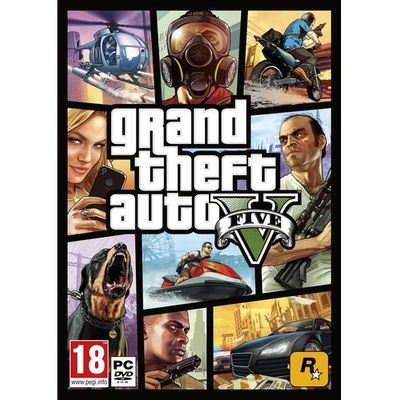 Gry komputerowe Rockstar Games