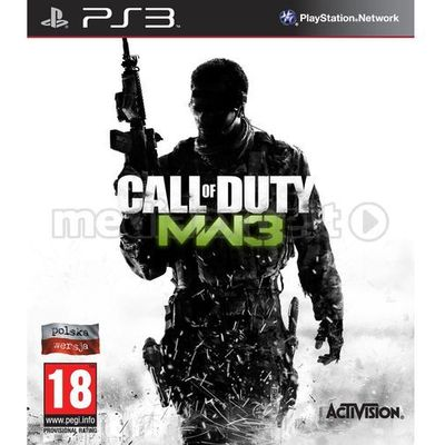 Gry PlayStation3 Infinity Ward