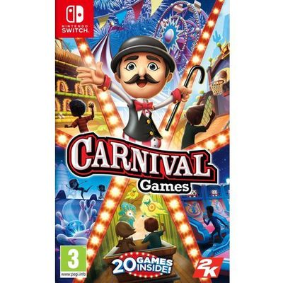 Gry Nintendo Switch 2K Games konsoleigry.pl