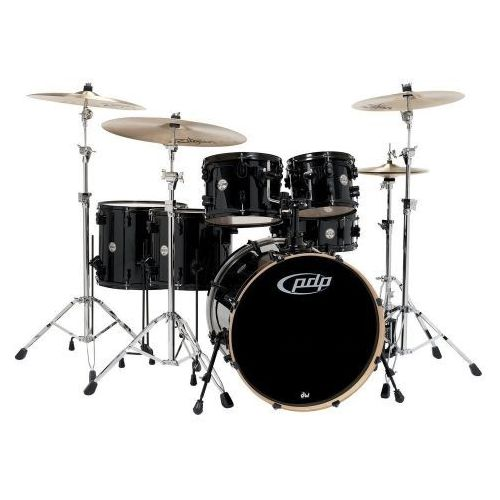 (pd806045) drumset pearlescent white marki Pdp