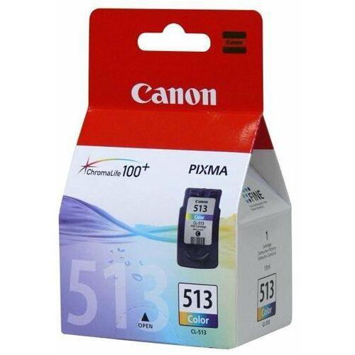 Tusz Canon CL513 color | MP240/MP260/MP270/MP480/MX360, 2971B001