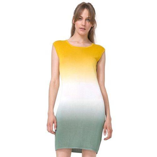 Desigual sukienka damska Rios L wielokolorowy