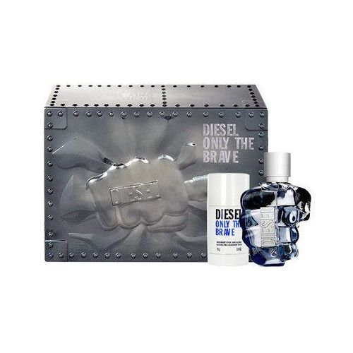 Diesel only the brave m zestaw perfum edt 125ml + 75ml deostick (3614271127808)