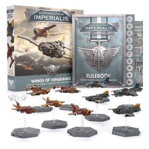 Aeronautica Imperialis: Wings of Vengeance (500-01-60) GamesWorkshop 500-01