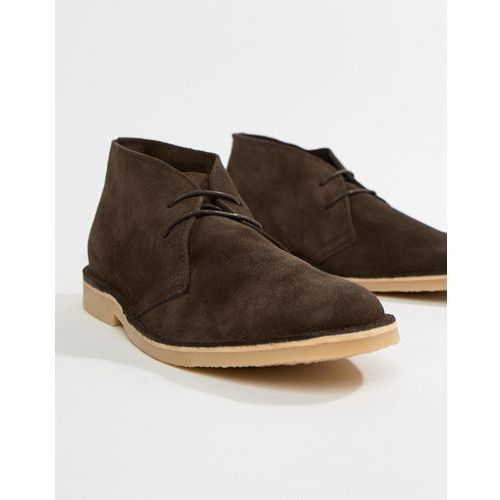 c5727f02 Suede slippers in brown - brown (Pier One) opinie + recenzje - ceny ...