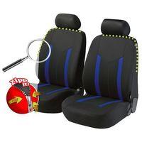 pokrowce na przednie siedzenia hasting zipp-it marki Carpoint