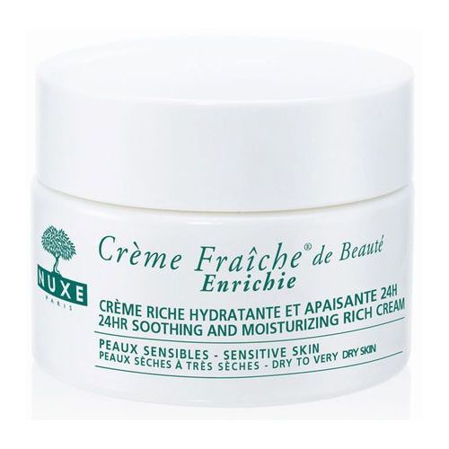 Creme fraiche 24hr soothing rich cream dry skin 50ml w krem do twarzy do skóry suchej Nuxe
