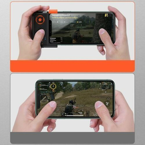 Baseus One-Handed Gamepad | Bezprzewodowy kontroler do gier pad do telefonu bluetooth - Gamepad