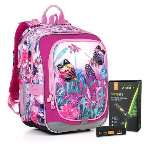 85b9cc202016a ▷ Plecak szkolny CHI 739 H - Pink (Topgal) - opinie   ceny ...