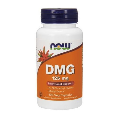 Now Foods DMG (kwas pangamowy, witamina B15) 125mg 100 kaps