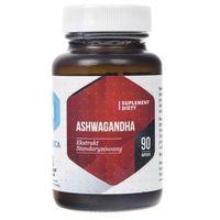 Kapsułki Ashwagandha - Witania Ospała - ekstrakt (90 kaps) Hepatica