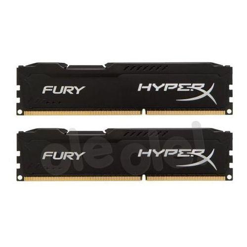 hyperx ddr3 fury 16gb 1600 (2 x 8gb) cl10 marki Kingston