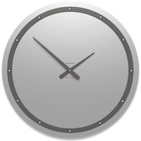 Zegar ścienny tiffany swarovski  aluminium marki Calleadesign