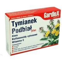 Gardlox Tymianek Podbial pastylki x 16 (5906948824393)