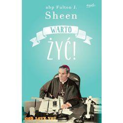 Książki religijne  FULTON J. SHEEN
