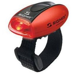 Lampka rowerowa Sigma MICRO/LED Czerwone