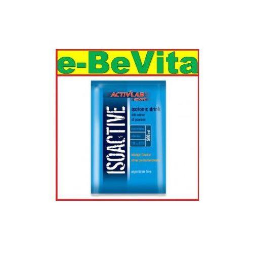 Iso active 31,5g saszetka - smak cytryna Activlab