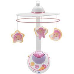 Chicco N karuzela na łóżeczko magic stars różowa