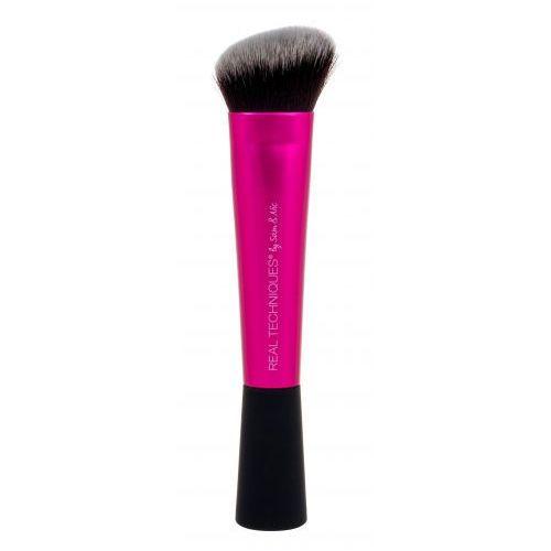Real techniques brushes finish sculpting brush pędzel do makijażu 1 szt dla kobiet - Promocyjna cena