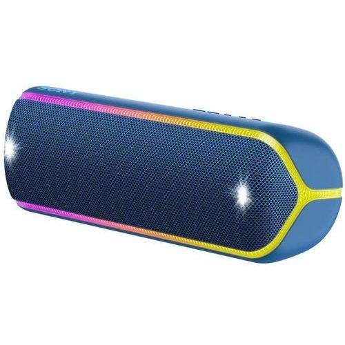 Sony Portable speaker srs-xb32 niebieski
