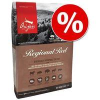 Orijen , karma sucha dla kota - regional red, 5,4 kg (0064992282547)