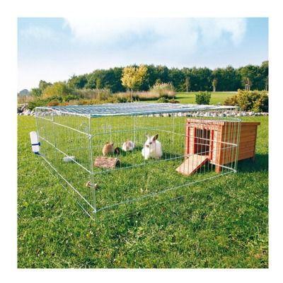 Klatki i ogrodzenia dla gryzoni Trixie AnimalCity.pl