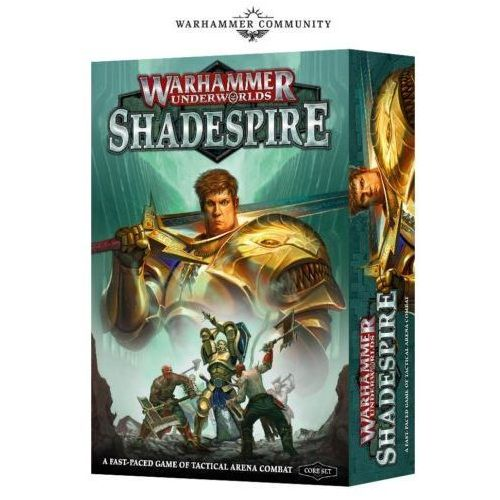 Warhammer Underworlds: Shadespire (angielski) (110-01-60) GamesWorkshop 60010799005 (5011921088737)