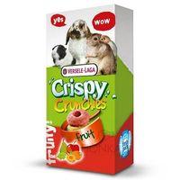 Versele laga crispy crunchies przysmak dla królików i gryzoni 75g owocowe marki Versele-laga