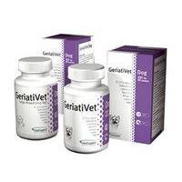 Vetexpert preparat dla seniorów geriativet dog (7+) 350mg op. 45 tabletek