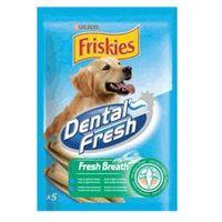 Purina Friskies Dental Fresh przysmak dla psów czyszczący zęby 5sztuk/180g