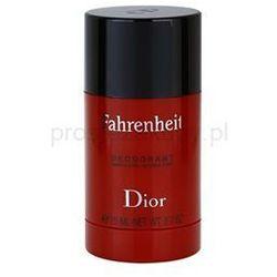 Dezodoranty dla mężczyzn Dior