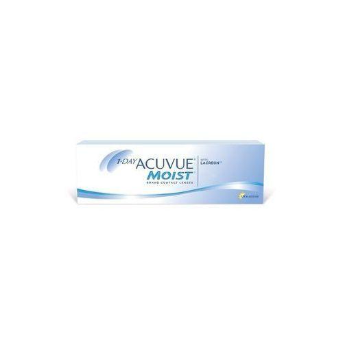 Johnson&jochnson 1 day acuvue moist 10 szt. bc 8.5 - wyprzedaż