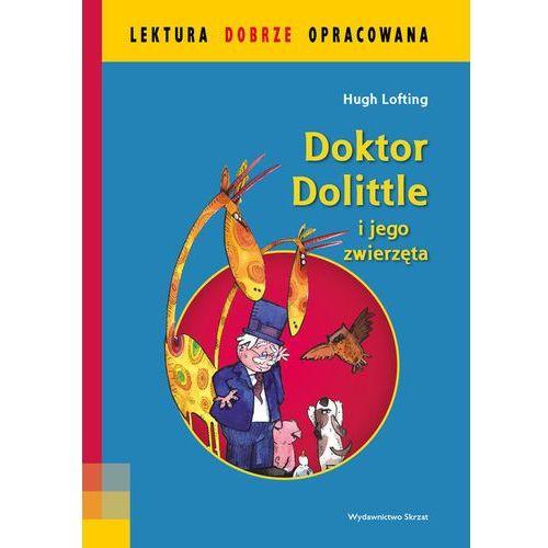 Doktor Dolittle i jego zwierzęta - Hugh Lofting, oprawa miękka