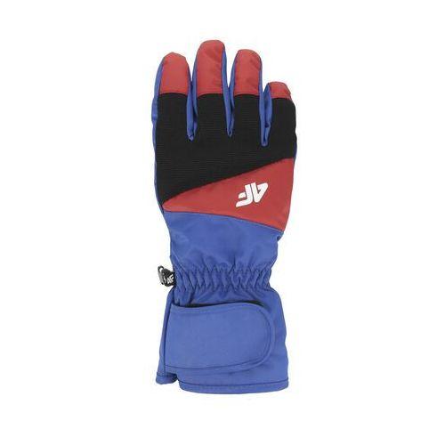 Rękawice narciarskie męskie REM350 - kobalt