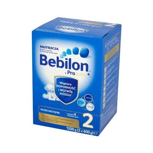 1200g 2 z pronutra mleko następne powyżej 6 miesiąca Bebilon