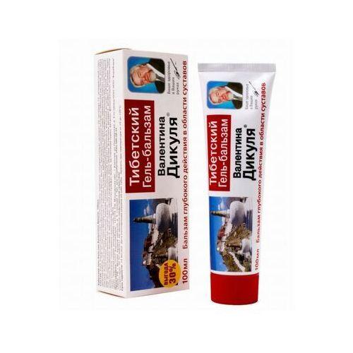 Skuteczny tybetański balsam na stawy Walentin Dikula (4607011666056)