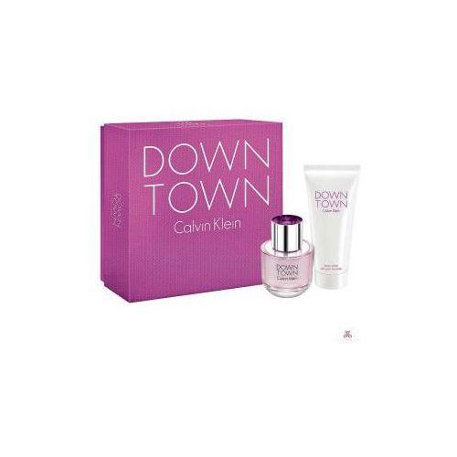 Set downtown edp 50ml + body lotion 100ml Calvin klein