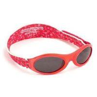 Okulary przeciwsłoneczne dzieci 0-2lat UV400 BANZ - Petit Floral