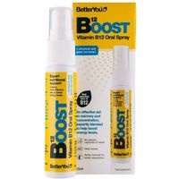 Witamina B12 Boost pure energy B-12 w sprayu 25ml MuliVit BetterYou (96032893)