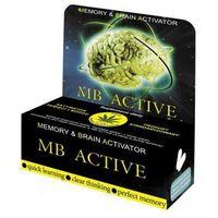MB Active - Aktywator pamięci i mózgu 20 tabl.